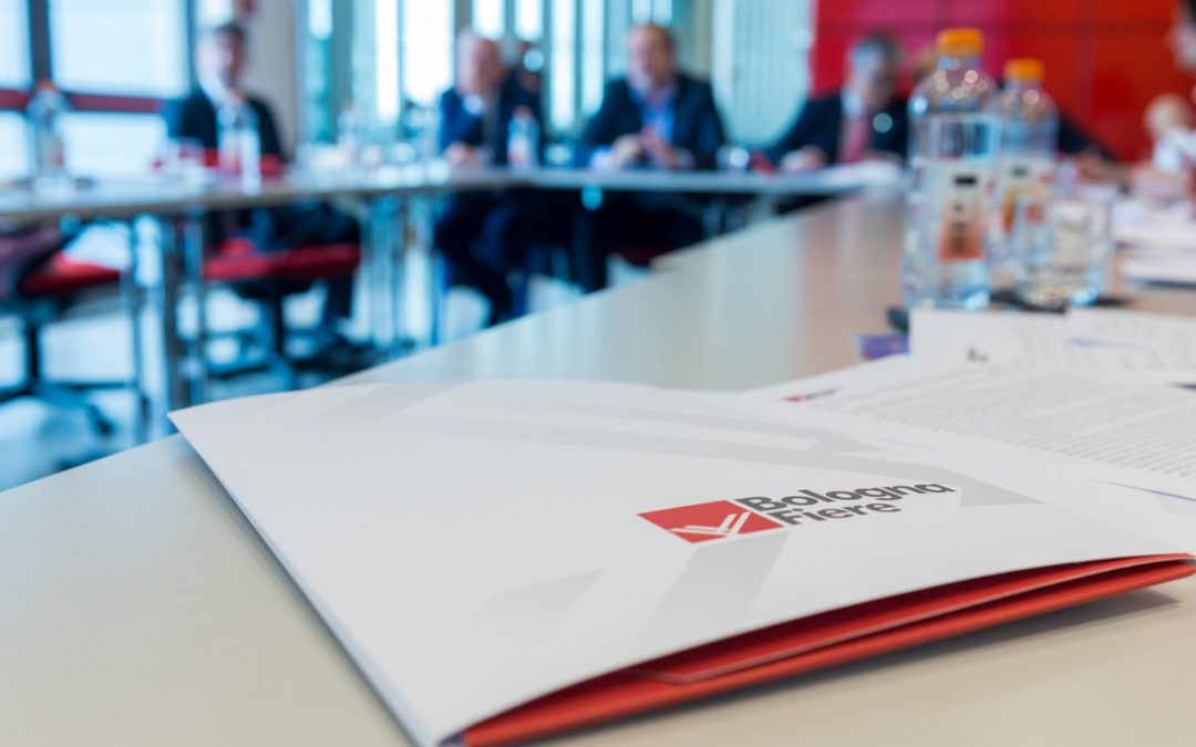 BOLOGNAFIERE HAS RECORDED ITS BEST EVER FINANCIAL RESULTS